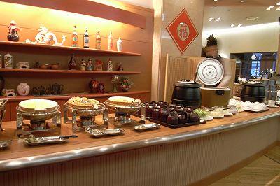 ホテルオークラの朝食