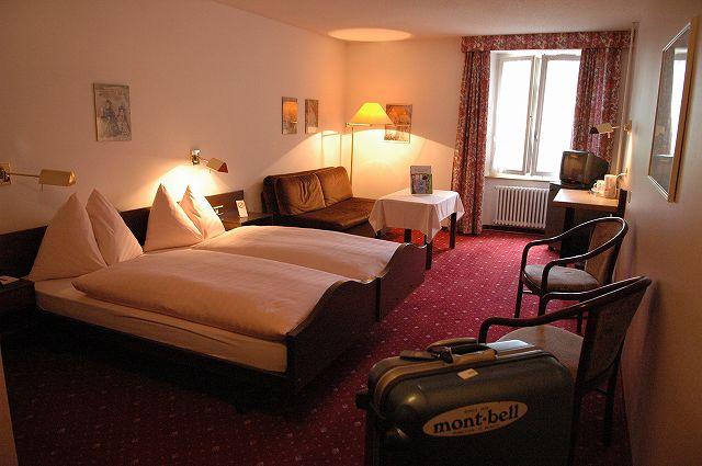インターラーケンホテル部屋