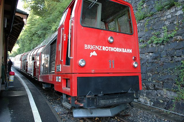 ブリエンツ・ロートンホルン鉄道